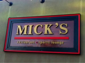 Mick's Bar and Restaurant